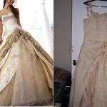 robe de mariée achetée sur internet déception 23
