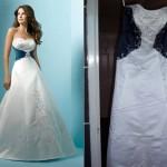 robe de mariée achetée sur internet déception 24