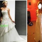 robe de mariée achetée sur internet déception 25