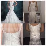 robe de mariée achetée sur internet déception 26