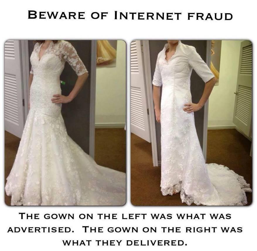 Acheter Sa Robe De Mariée Sur Internet Une Vraie Affaire