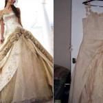 robe de mariée achetée sur internet déception 32