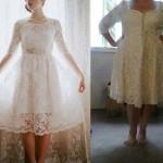 robe de mariée achetée sur internet déception 33