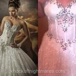 robe de mariée achetée sur internet déception 34