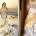robe de mariée achetée sur internet déception 35