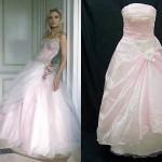 robe de mariée achetée sur internet déception 36