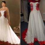 robe de mariée achetée sur internet déception 37