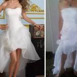 robe de mariée achetée sur internet déception 4