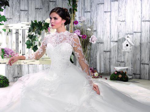 robe de mariée blanche traditions