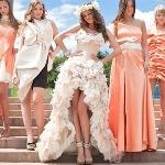 Post image for Robes de mariée courtes devant et longues derrière