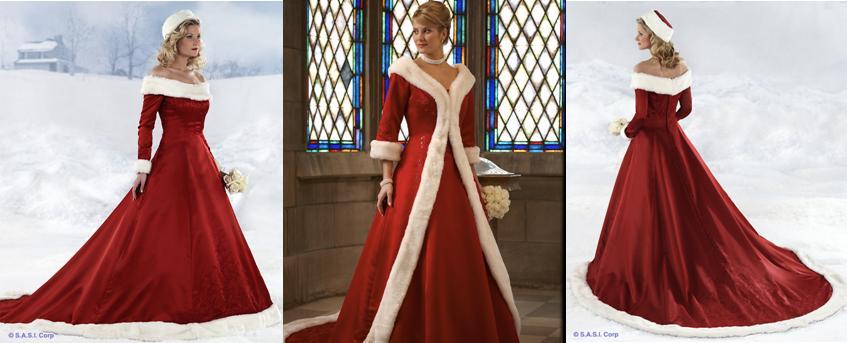 Robe De Mariee Noel