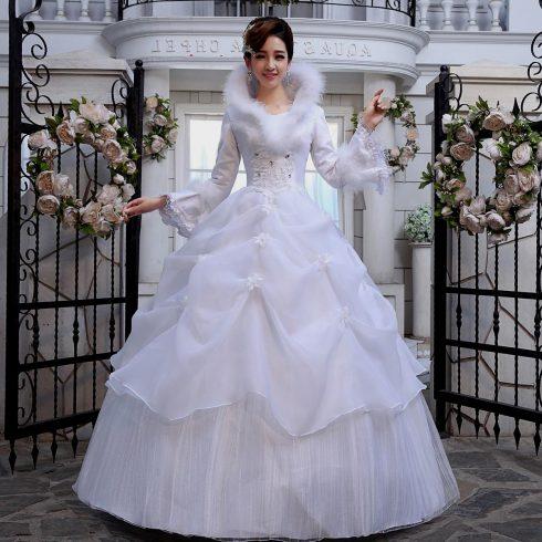 robe-de-princesse-de-noel