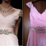 robe de soirée achetée sur internet déception 2