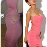 robe de soiree achetée sur internet déception 4
