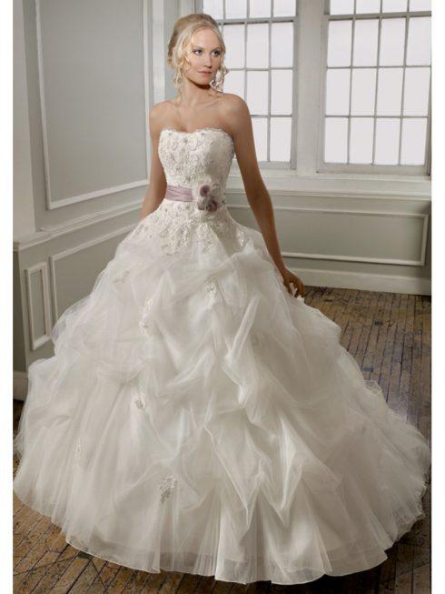 robe mariée taille princesse ou bal