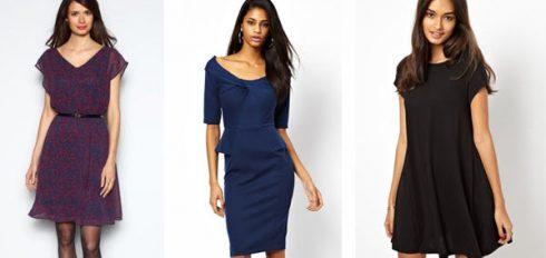 robes pour morphologie V