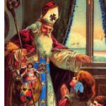 L'origine de Saint Nicolas