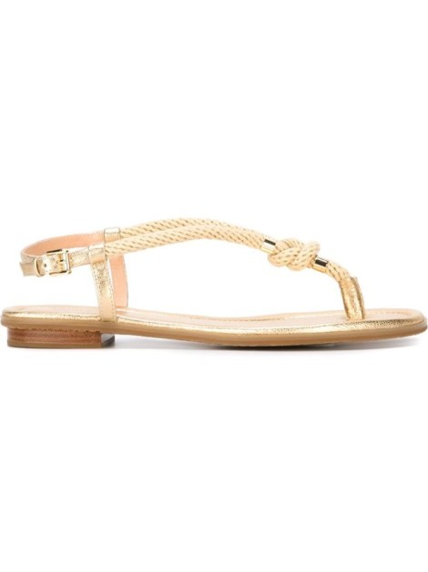 sandales a brides nude