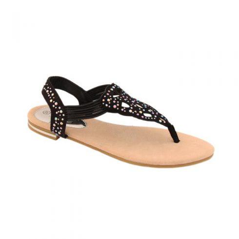 sandales noir
