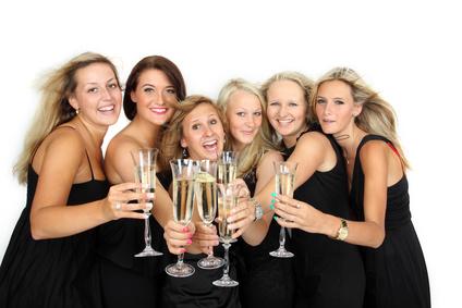 Organiser sa soirée du nouvel an