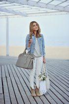 tenue femme casual