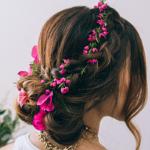 Tutoriel cheveux : La tresse fleurie