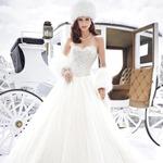 Post image for 10 plus belles robes de mariée pour Noël