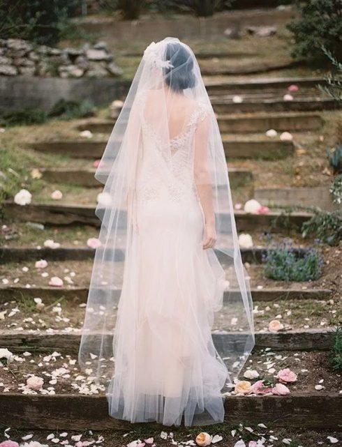 Voile de mariée Chapelle