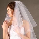 Post image for Comment choisir son voile de mariée?