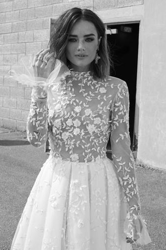 robe de mariée pure