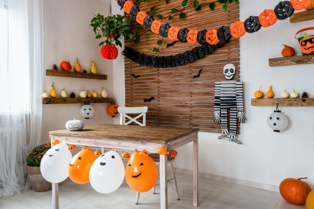décoration halloween fait maison facile à faire