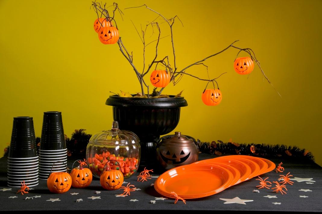 Decoration Halloween Fait Maison Facile A Faire